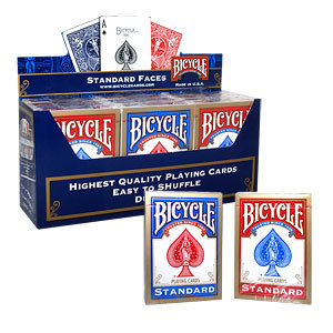 Bicycle Rider Back 12-Pack
